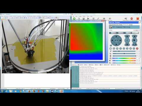 Z-Probing with Repetier-Firmware