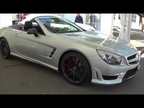 mercedes sl 63 amg v8 biturbo start up sound youtube. Black Bedroom Furniture Sets. Home Design Ideas