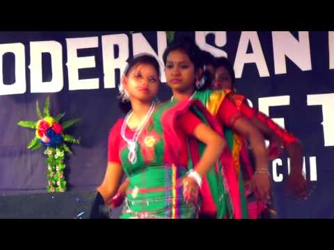 New Santali Song 2017....Stage Programme # HD #... Dewana e prem dewana...