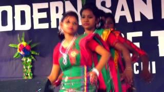 New Santali Song 2017....Stage Programme # HD #... Dewana e prem dewana...