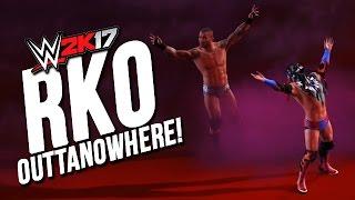 WWE 2K17: RKO OUTTA NOWHERE! (BREAKOUTS & SNEAK ATTACKS #1)