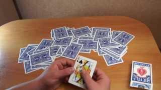 Бесплатное обучение фокусам #16: Лучшие фокусы с картами для новичков и профессионалов!