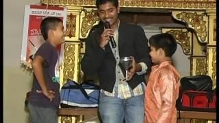 magic performance in upanayanam function of naren mayya s o ganesh k gk