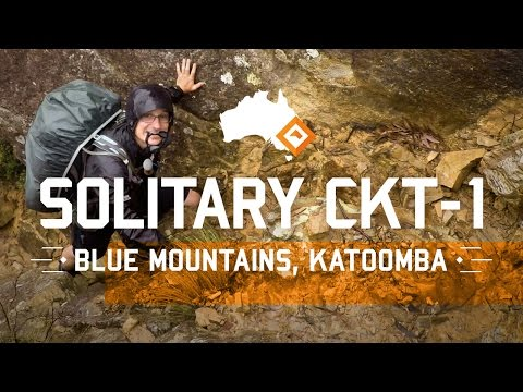 Backpacking Australia - Solitary Circuit - Part 1