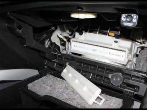 Peugeot 4008 interieurfilter en pollenfilter vervangen for Interieur 5008