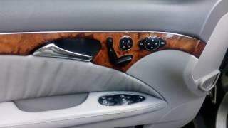 Купить Mercedes-Benz E-класса 2003 года серебристый - Москва(, 2016-07-01T19:49:30.000Z)