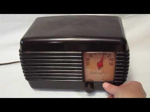 Federal 1040TB Radio