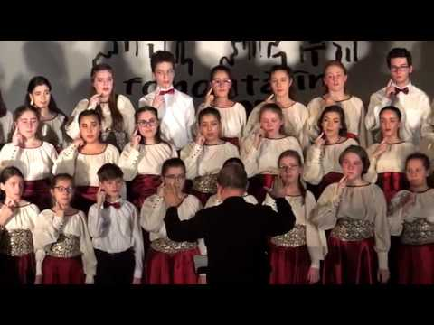 Romanian Radio Children Choir - Can you hear me ? - Bucharest 3nov17