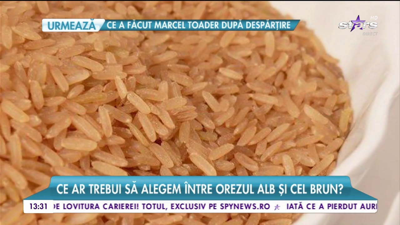 orez pentru slabit