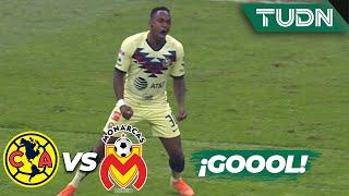 ¡Gol de Ibarra y la remontada se acerca! | América 1 - 0 Morelia | Liga Mx - AP 19 Semifinal | TUDN