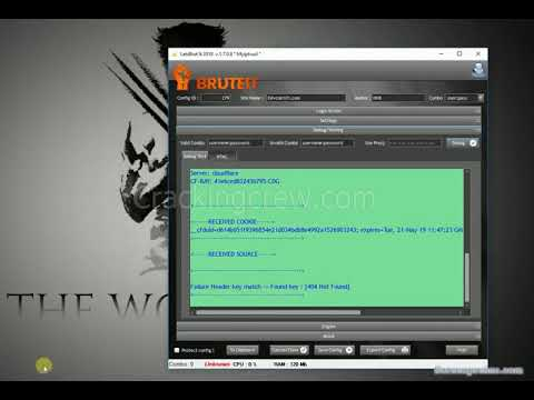 How to make iptv config in 15 seconds with Letsbruteit
