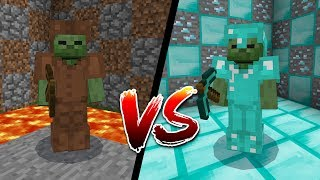 NOOB Vs PRO in Minecraft Pocket Edition (Parkour Race)
