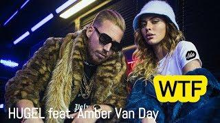 Gambar cover HUGEL feat. Amber Van Day - WTF (Lyrics)