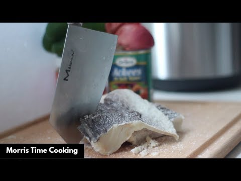 How To Prepare & Cook SALT FISH |Lesson #144| Morris Time Cooking