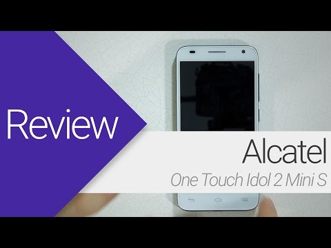 [Review] Alcatel One Touch Idol 2 Mini S (en español)