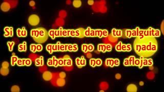 Si Tú Me Quieres con letra - Manhy ft Rhinox 2013
