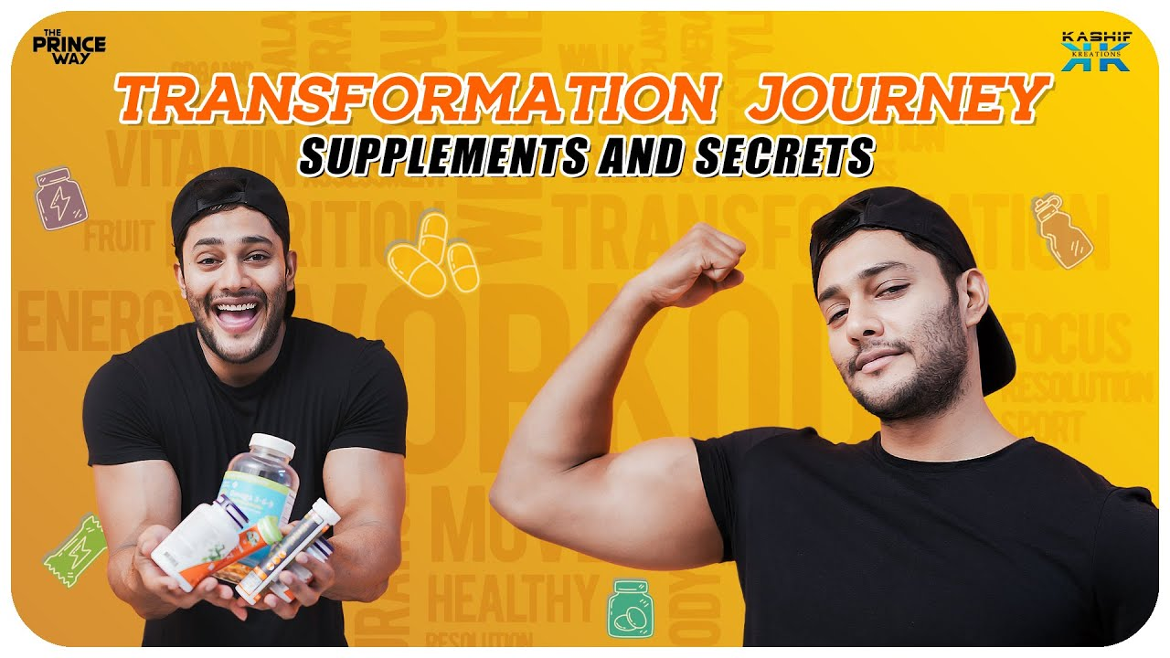 Transformation Journey , Supplements And Secrets || Prince || The Prince Way