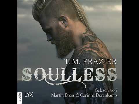 Soulless YouTube Hörbuch Trailer auf Deutsch