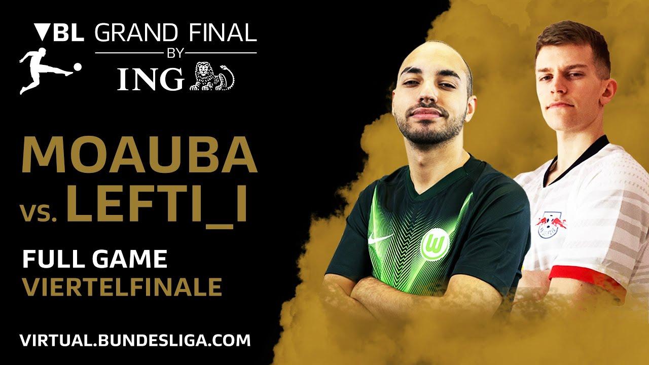 MoAuba vs Lefti_I   Full Game - Viertelfinale   VBL Grand Final by ING