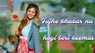 Agar Biki Teri Dosti 💔 Sad Whatsapp Status