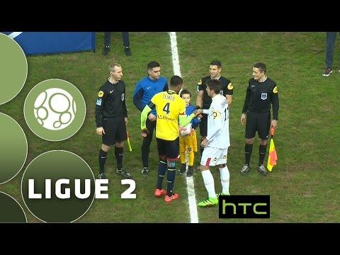 FC Sochaux-Montbéliard - RC Lens (0-0)  - Résumé - (FCSM - RCL) / 2015-16