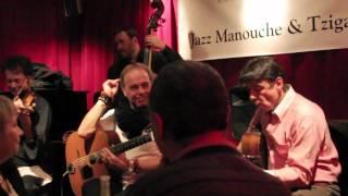 """Boulou Ferré (guitare) et Daniel John Martin (violon) - """"Artillerie Lourde"""" de Django Reinhardt"""