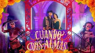 Ángela Aguilar y Leonardo Aguilar - Cuando Dos Almas (Mexicano Hasta Los Huesos)
