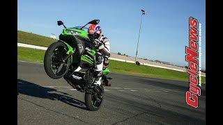 2018 Kawasaki Ninja 400 Road and Track Test - Cycle News