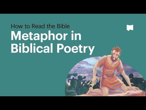 Metaphor in Biblical