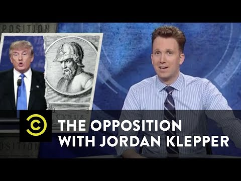 Sh*t Gets Isreal at the Jerusalem Embassy - The Opposition w/ Jordan Klepper
