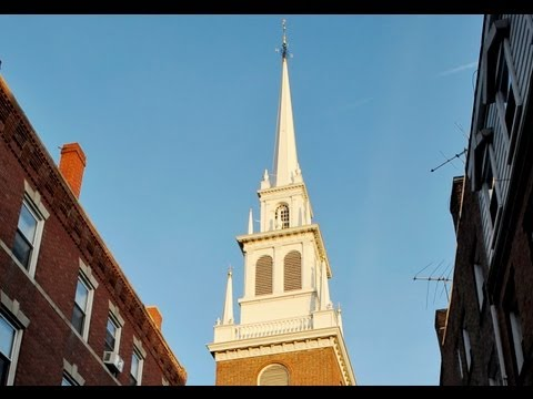 American Artifacts Preview: Climbing the Old North Church Steeple