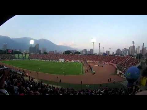 Caracas vs Táchira.  Gol Min 93