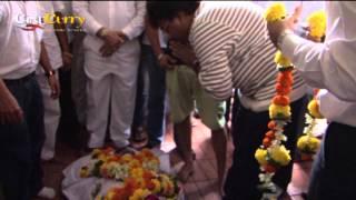 Sudhakar Bokade's film producer Funeral