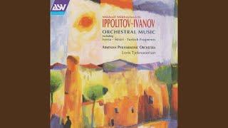 ippolitov ivanov caucasian sketches suite no2 op42 iveria 3 lezghinka dance