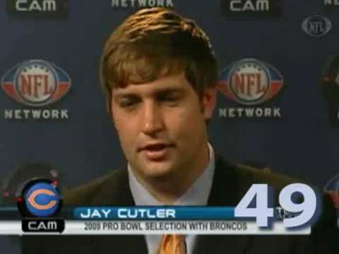 "Jay Cutler Says ""You Know"" 57 Times During Interview"