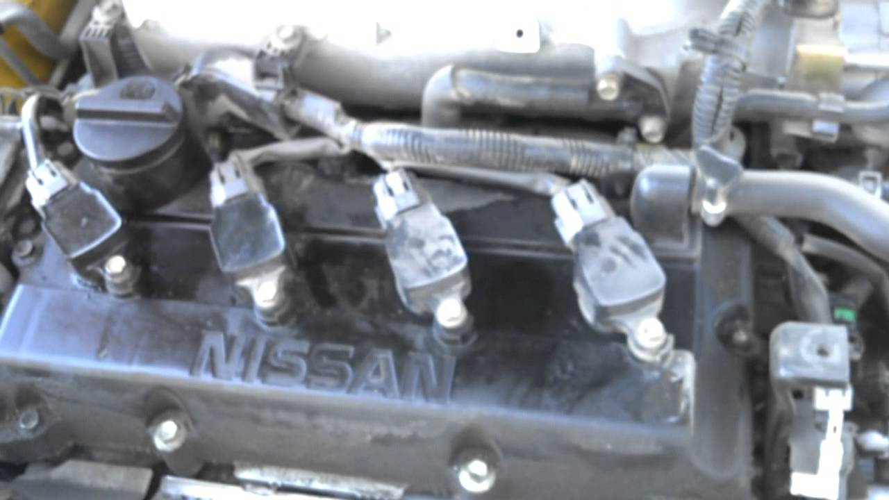 2006 Nissan Sentra Spec V Engine Knock LOUD Problem, HELP ...