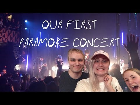 First PARAMORE Concert, Scottish TASTE TEST & ROOM TOUR in Copenhagen