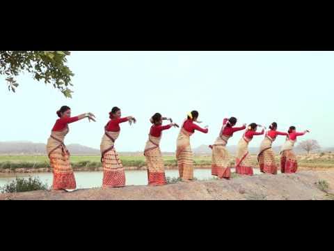 Bihu Song of Jina Rajkumari 2016 Paharu Amare
