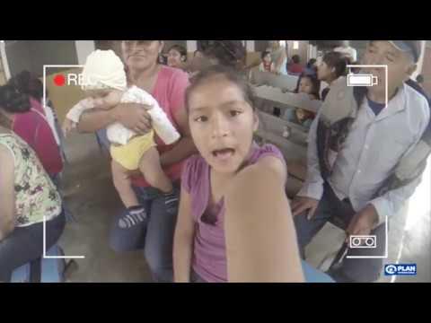 Conoce a Génesis, niña apadrinada de Perú on YouTube