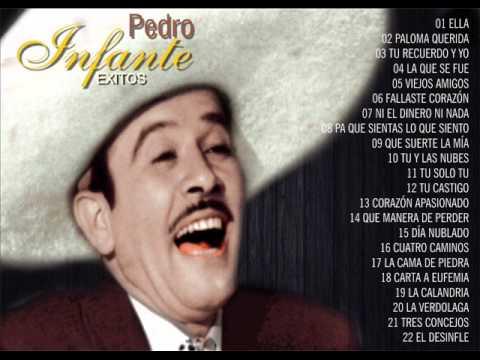 Downloand MP3, MP4 Pedro Infante