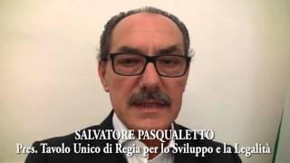 Il sindaco di Gela al Tavolo Unico di Regia per lo Sviluppo e la Legalità di Caltanissetta