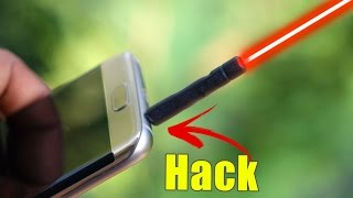 How to make a Laser for Smartphone Smartphone Hack