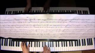 ピアノソロ用にアレンジしました。レコメンサイズ 作詞 ASIL 作曲 AKJ&A...