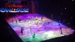Disney on ice 2018 vlog parte 2