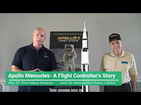 apollo-50th-anniversary--former-nasa-flight-controller-to-speak-may-25-at-pink-palace-museum