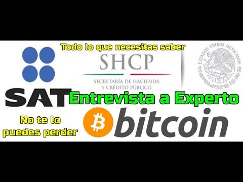 IMPUESTOS 💰 en Mexico con BITCOIN... ☞TODO lo que necesitas saber ✅ ENTREVISTA con EXPERTO☜ !!!