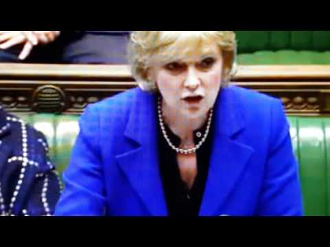 Anna Soubry the Minister for Big Brewers, Pubco's