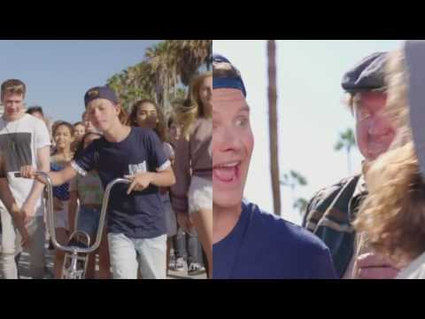 Jacob Sartorius Hit or miss side by side with Bart Baker hit or miss parody