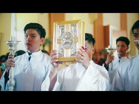 240th St John The Baptist Parish Calamba Feast Day 2018   Papal Nuncio Mass   1080p
