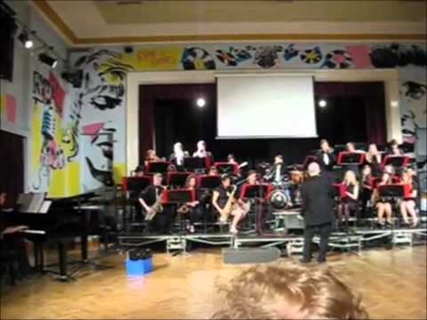 Guthlaxton College Big Band - Power To Spare